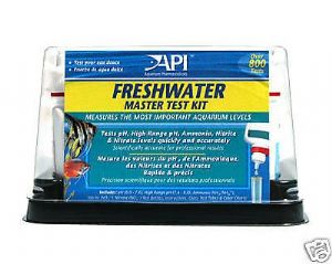 API Freshwater Master Test Kit For Fish Tank Aquarium